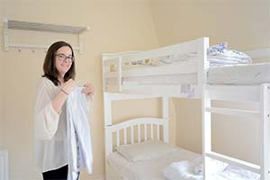 London Accommodations - Hostel Linens changed at New Cross Inn Hostel