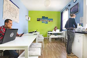 Common Area - New Cross Inn Hostel