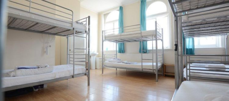 8 Bed Room - New Cross Inn Hostel - London