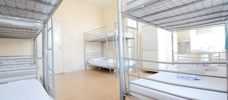 8 Bed Room - New Cross Inn Hostel - London