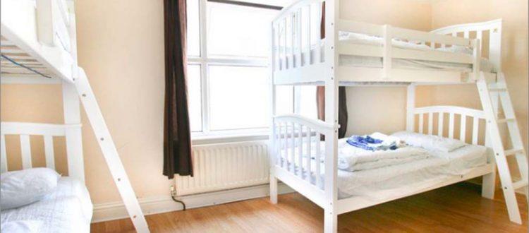 4 Bed Private Room in Hostel - New Cross Inn Hostel - London