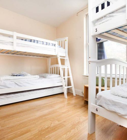 4 Bed Private Room in Hostel - New Cross Inn Hostel - London