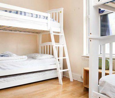4 Bed Private Room Ensuite - New Cross Inn Hostel - London Hostel