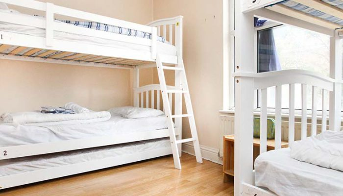 4 Bed Private Room Ensuite - New Cross Inn Hostel
