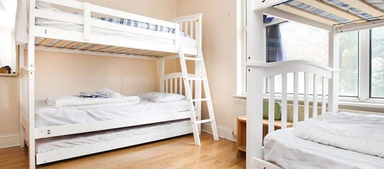 4 Bed Private Room Ensuite - New Cross Inn Hostel - London Hostel