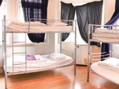 8 Bedroom Dorm - New Cross Inn Hostel