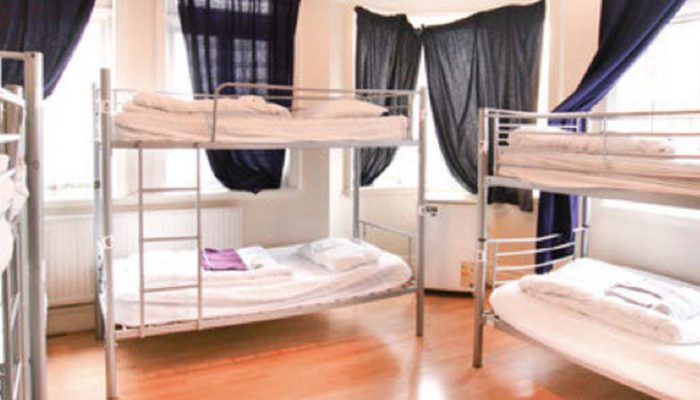 8 Bedroom Dorm - New Cross Inn Hostel
