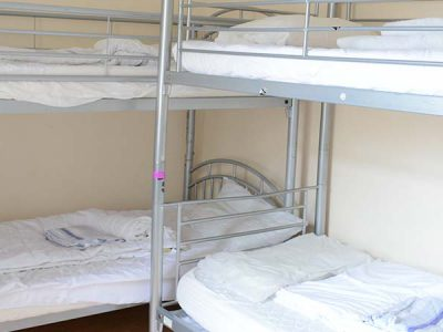 4 Bed Shared Room - New Cross Inn Hostel