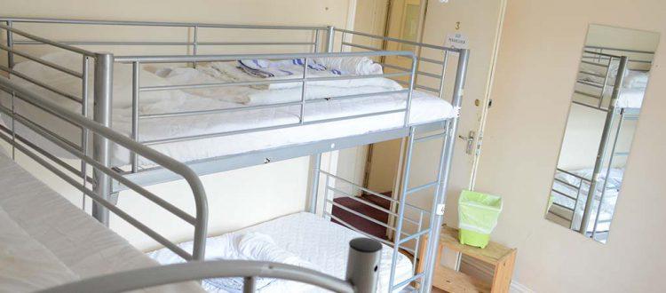 4 Bed Shared - New Cross Inn Hostel