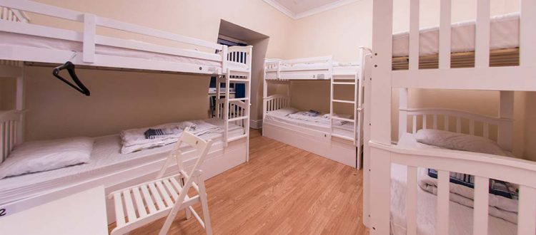 6 Bed Dorm - New Cross Inn Hostel