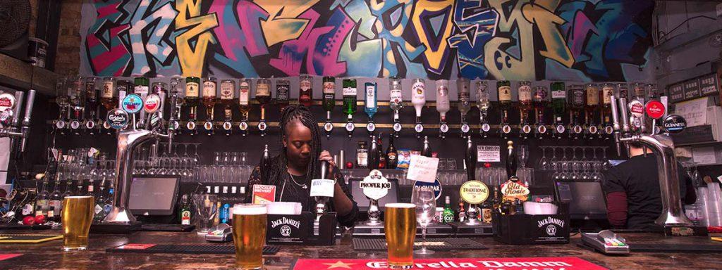 New Cross Pub