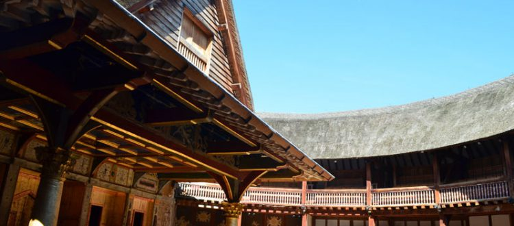 Open-Air Theatre at the Globe