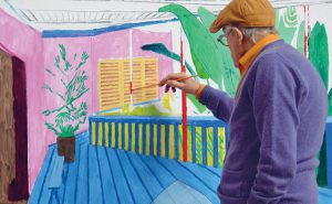 David Hockney Exhibition