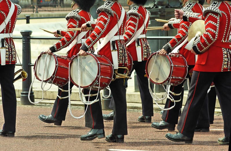 Trooping the Colour - Queen's Parade