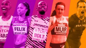 IAAF World Athletics Championships 2017