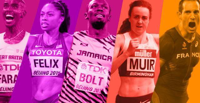IAAF World Athletics Champions...
