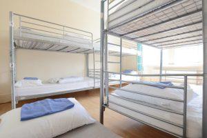 6 Bed Room - New Cross Inn Hostel - London