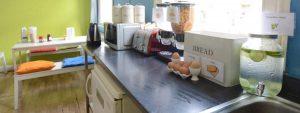 New Cross Inn Hostel - Shared Kitchen