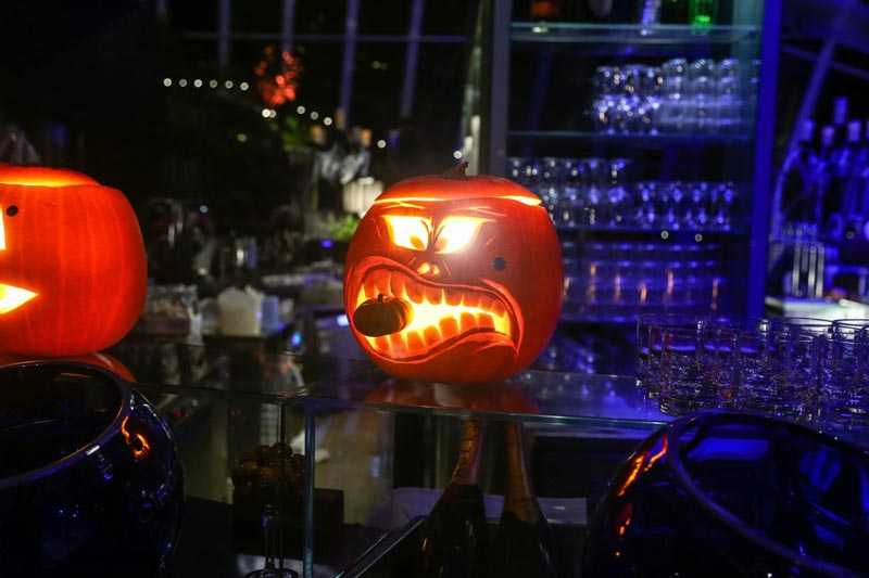 Halloween in the Sky - Sky Garden Events