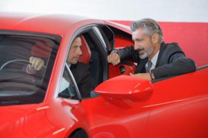 London Classic Car Show at ExCel London