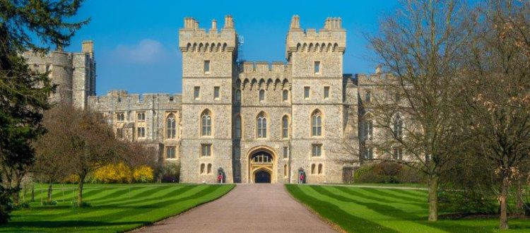 Windsor Castle -The Royal Wedding - Prince Harry, Meghan Markle