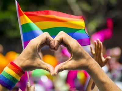 Pride in London - Trafalgar Square