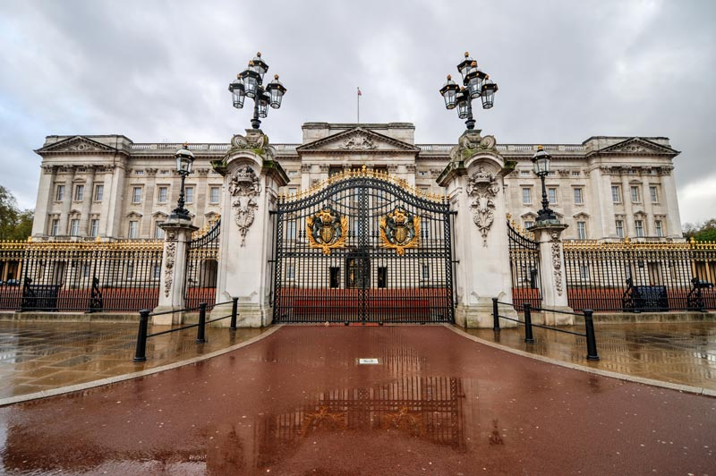 Buckingham Palace Summer Tours 2018