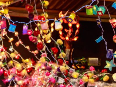 Winter festival at Southbank Centre