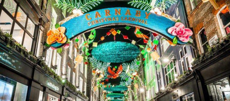Carnaby Christmas Lights