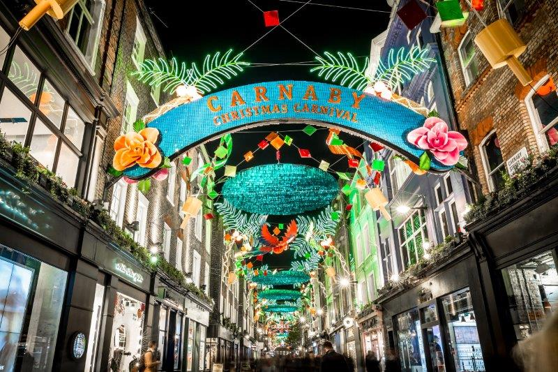 Carnaby Christmas Lights