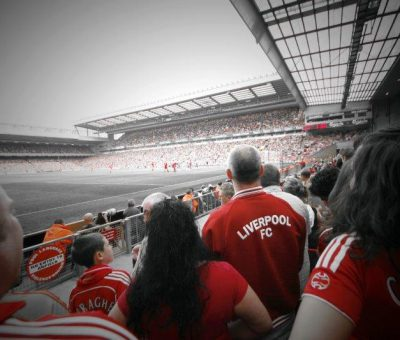 Liverpool soccer