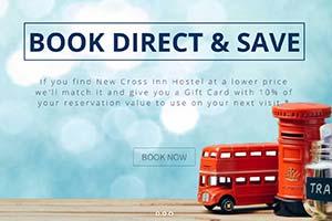 Hostel Book Direct Save